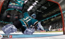 NHL 13 Will Feature Improved Goaltender Realism