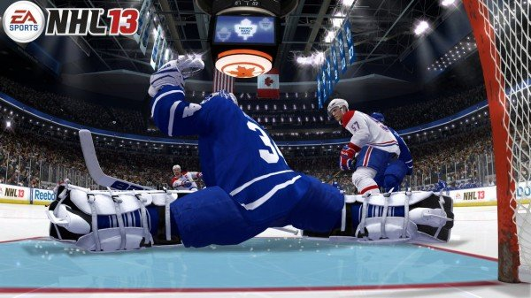 These New NHL 13 Screens Let Some Of The League's Best Goalies Shine