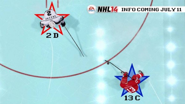Watch As NHL 14 Goes Back Two Decades With Its Latest Trailer