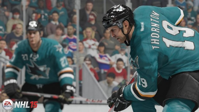 NHL 15 Hands-On Preview [E3 2014]