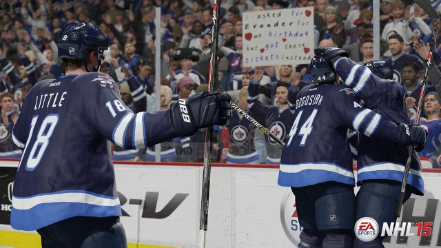 NHL 15 Will Come To Current Gen With Fewer Modes Than Expected