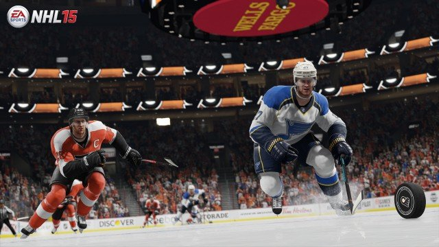 NHL 15 Devs Talk Superstar Skill Stick Maneuvers