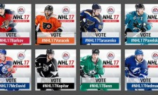 EA Sports Confirms NHL 17; Begins Cover Vote Process