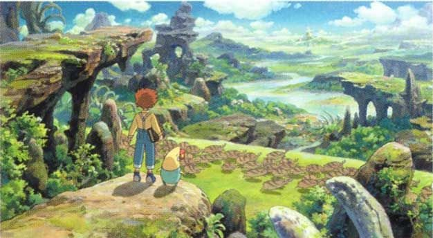 ni no kuni1 5 Underplayed Games From 2013 To Get You Through The Summer Drought