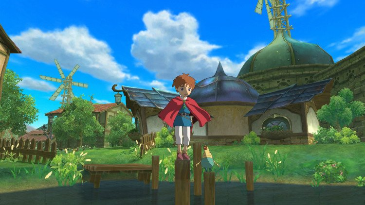 ni no kuni 0 5 Underplayed Games From 2013 To Get You Through The Summer Drought