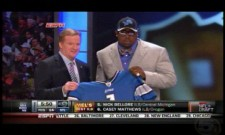 Detroit Lions Take DT Nick Fairley