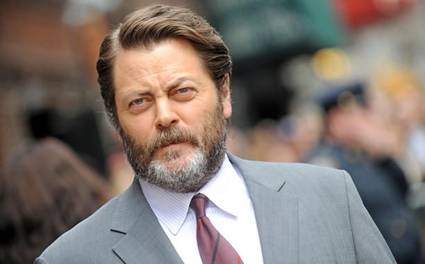 Parks and Recreation Star Nick Offerman To Appear On Brooklyn Nine-Nine
