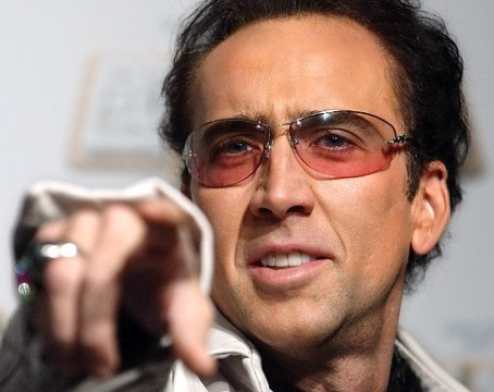 Nicolas Cage Will Be The Runner