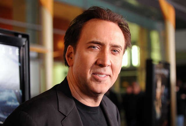 Nicolas Cage Poised To Take The Reins Of Vengeance: A Love Story
