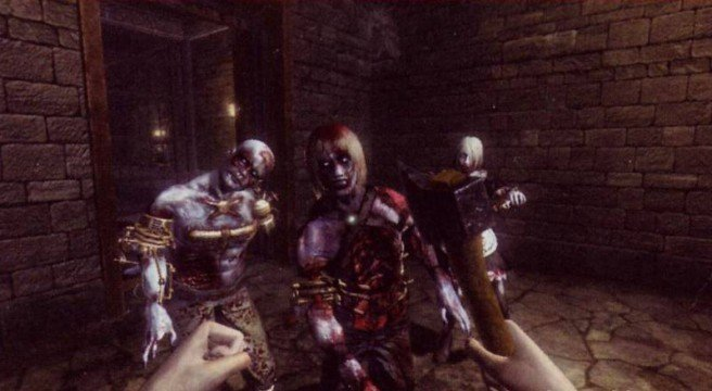 New Kinect Title Brings Zombies To Life