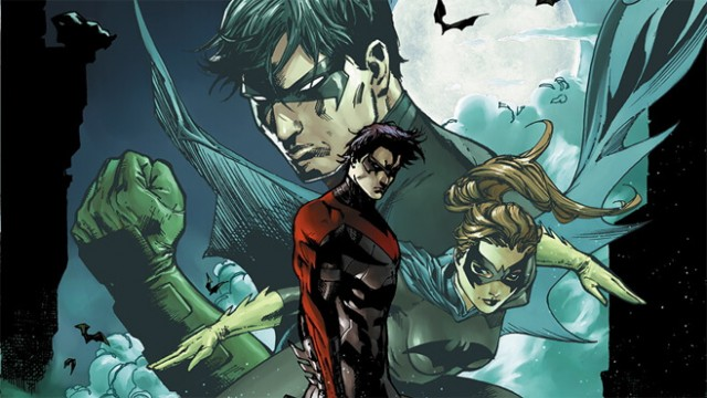 Teen Titans TV Series Now Titled Blackbirds, Begins Filming This Spring
