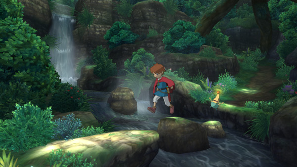 ninokuni1 Ni no Kuni: Wrath Of The White Witch Review