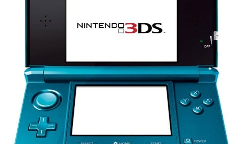 3DS Japanese Launch Line Up Revealed