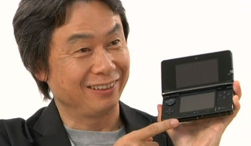 Nintendo 3DS Experiencing Early Hardware Troubles