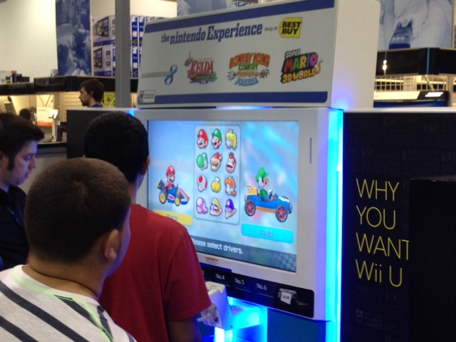 nintendo e3 2013 best buy mario kart 8 10 Nintendo Wii U E3 2013 Best Buy Event: Pictures And Off Screen Footage