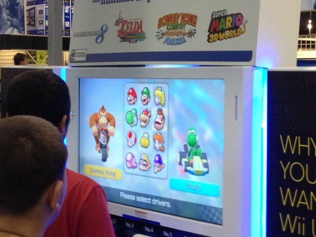nintendo e3 2013 best buy mario kart 8 11 Nintendo Wii U E3 2013 Best Buy Event: Pictures And Off Screen Footage