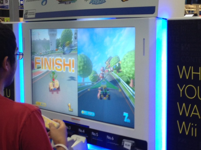 nintendo e3 2013 best buy mario kart 8 2 Nintendo Wii U E3 2013 Best Buy Event: Pictures And Off Screen Footage
