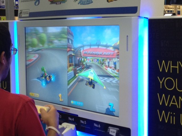 nintendo e3 2013 best buy mario kart 8 4 Nintendo Wii U E3 2013 Best Buy Event: Pictures And Off Screen Footage