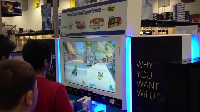 nintendo e3 2013 best buy mario kart 8 5 Nintendo Wii U E3 2013 Best Buy Event: Pictures And Off Screen Footage