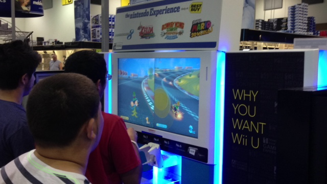 nintendo e3 2013 best buy mario kart 8 7 Nintendo Wii U E3 2013 Best Buy Event: Pictures And Off Screen Footage