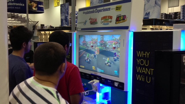 nintendo e3 2013 best buy mario kart 8 (9)