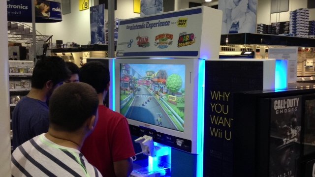 nintendo e3 2013 best buy mario kart 8 Nintendo Wii U E3 2013 Best Buy Event: Pictures And Off Screen Footage