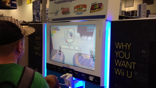 nintendo e3 2013 best buy super mario world 4 Nintendo Wii U E3 2013 Best Buy Event: Pictures And Off Screen Footage