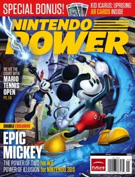 Disney Epic Mickey: Power Of Illusion Confirmed For 3DS