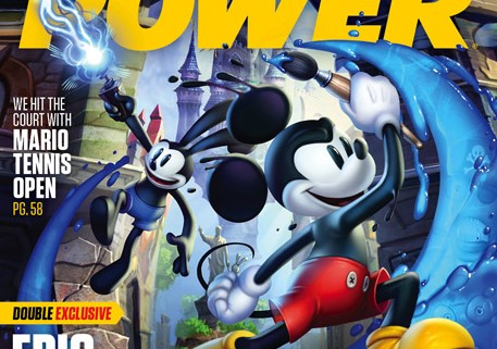 nintendo power epic mickey 2 3ds