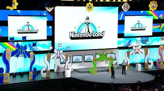 Nintendo Land Will Turn Your Wii U Into A Virtual Theme Park