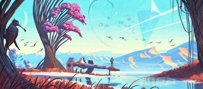 No Man's Sky Dev Turned Down Money From Publishers Looking To Expand Scope