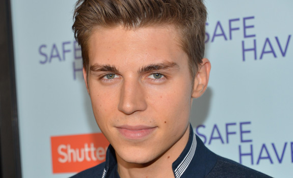 Glee Actor Nolan Funk To Guest Star On Arrow