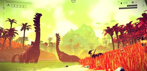 New No Man's Sky Footage Shown