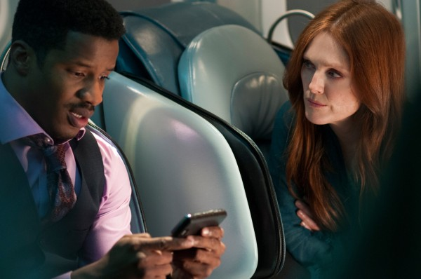 non stop nate parker julianne moore 600x398 Non Stop Gallery