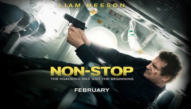 Liam Neeson Gets Set Up In First Trailer For Non-Stop