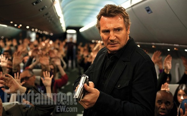 Non-Stop Will Feature Liam Neeson Being ... Liam Neeson