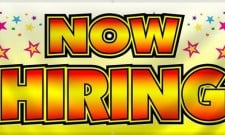 Now Hiring, Apply Here!