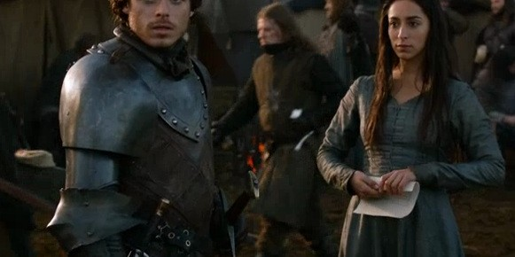 "Game Of Thrones Review ""The Prince Of Winterfell (Season 2, Episode 8)"