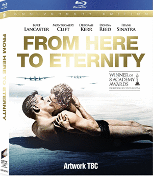 From Here To Eternity Blu-Ray Review