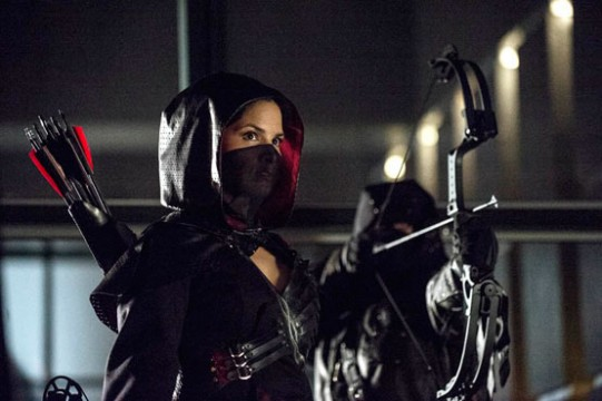 A Familiar Face Returns In Arrow Season 4, Episode 13 Description