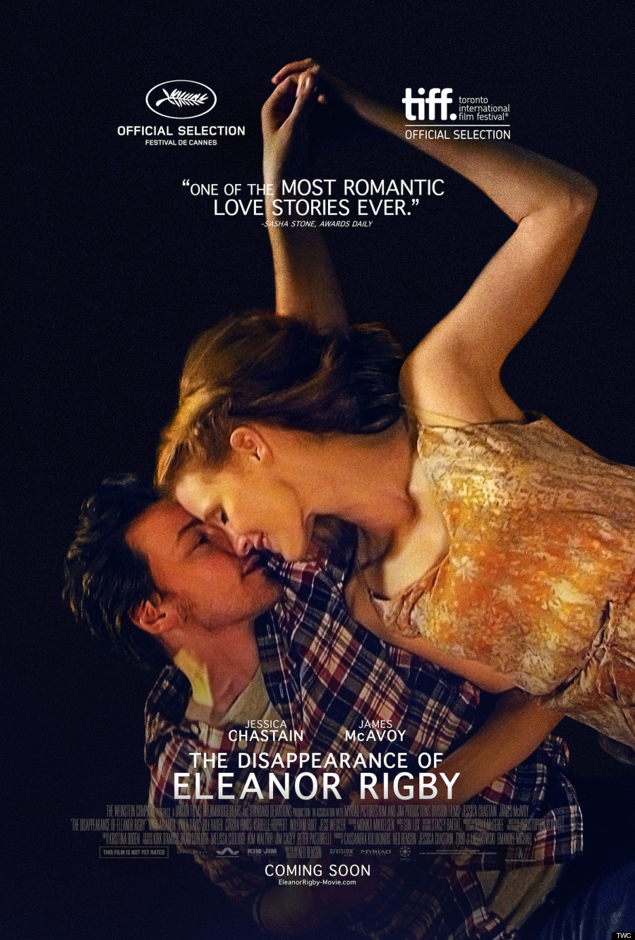 The Disappearance Of Eleanor Rigby Review