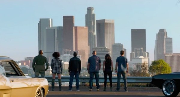 Furious 7 Extended Look Offers Up A Slice Of Airborne Chaos
