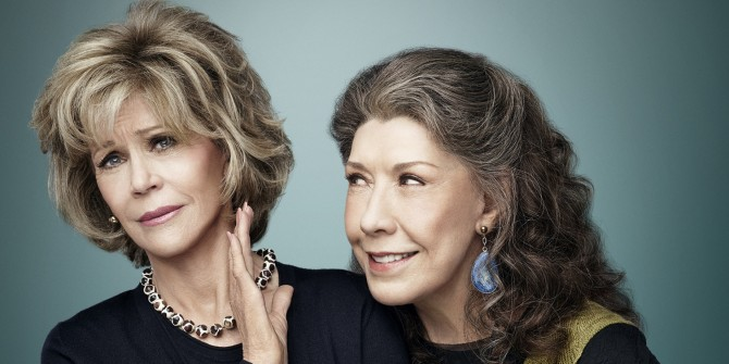 Netflix's Grace And Frankie Renewed For Season 2