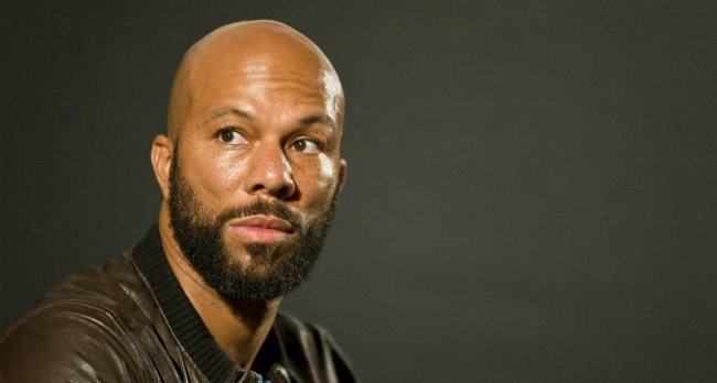 Common Lands The Lead In Black Samurai TV Series