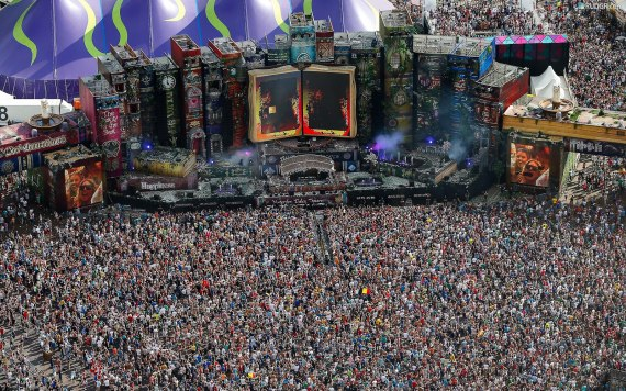 Martin Garrix, Excision and Showtek Added To TomorrowWorld Lineup