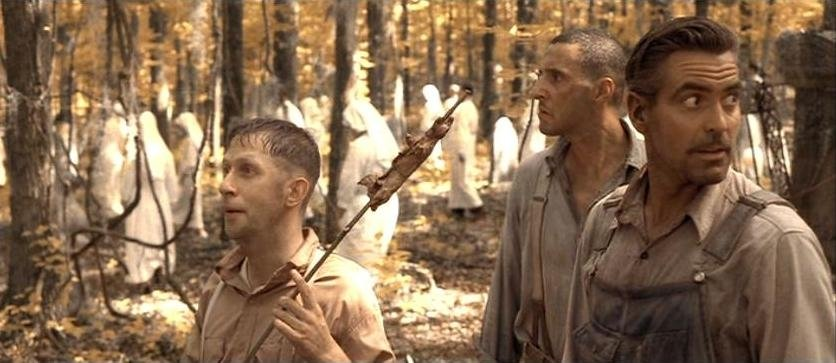 o brother where art thou 10 Movie Heroes Who Arent Exactly Good People