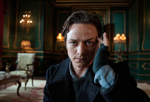o james mcavoy talks x men first class refers to it as a love story James McAvoy Replaces Michael Fassbender In Danny Boyles Trance
