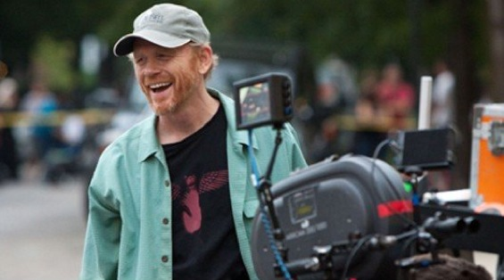 Ron Howard Directing The Girl Before