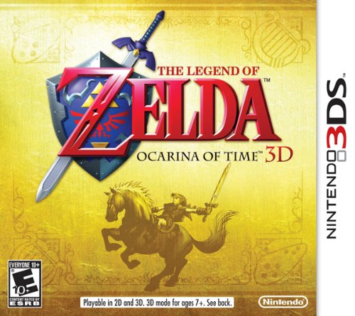 Ocarina Of Time 3D Gets a Release Date Plus More Reveals From Nintendo