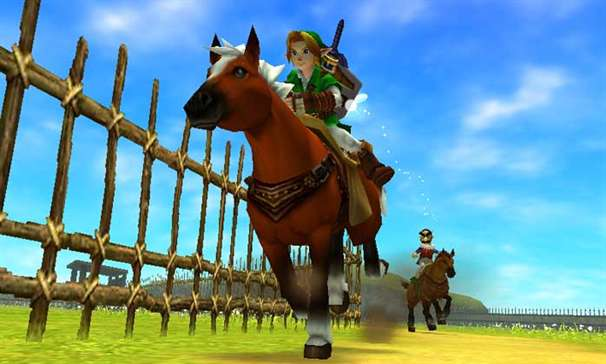 ocarina3d1 The Legend of Zelda: Ocarina of Time 3D Review